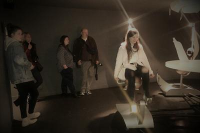 À La Tombée De La Nuit, Lumières Sur Érik Satie à Honfleur