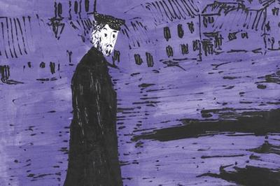 La tombe est dans la cerisaie à Orléans