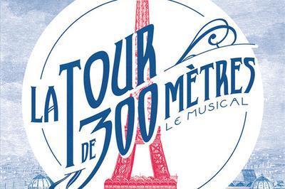 La Tour De 300 Metres à Paris 9ème