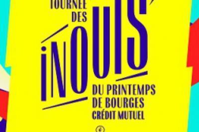 La Tournée Des Inouïs 2017 à Toulouse
