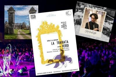 La Traviata, Direction Léonard Ganvert à Ballee