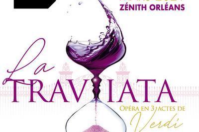 La Traviata - report à Orléans