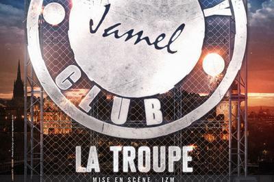 La Troupe Du Jamel Comedy Club à Saint Amand les Eaux
