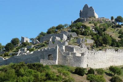 La Vie À Crussol Au Moyen-âge à Saint Peray