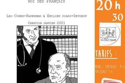La Vie Et La Mort De F.mitterrand, Roi Des Français à Revin