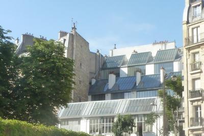 La Villa Des Arts Dans Le Quartier Des Grandes Carrières/clichy : Une Jeunette De 130 Ans à Paris 18ème