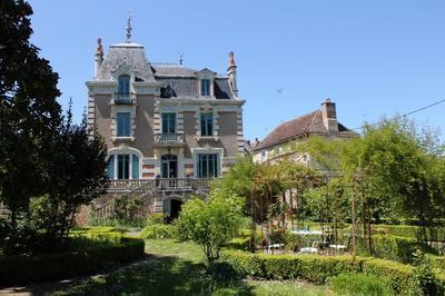La Villa Des Îles Ouvre Ses Portes Pour Les Journées Européennes Du Patrimoine à Vicq sur Gartempe