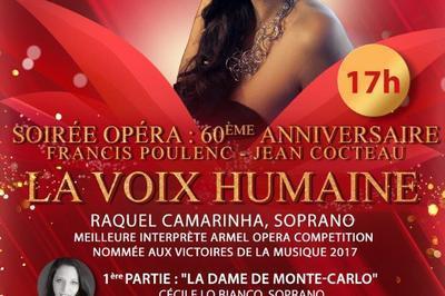 La Voix humaine à Cannes
