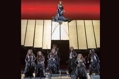 La walkyrie - Les retransmissions du Metropolitan Opera de New-York à Le Haillan