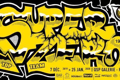 La Yeah!, Lem, Mikostic - Super Zero à Roubaix