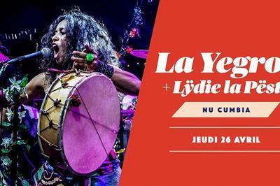 La Yegros + Lÿdie la Pëste // Les Cuizines à Chelles