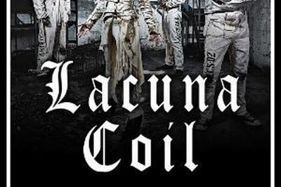 Lacuna Coil + Guests à Lyon