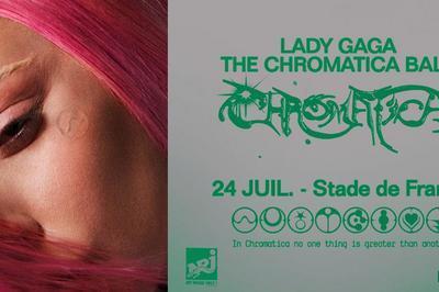 Lady Gaga - The Chromatica Ball - Platinum à Saint Denis