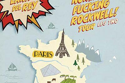 Lana Del Rey à Paris 12ème