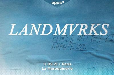Landmvrks à Paris 20ème