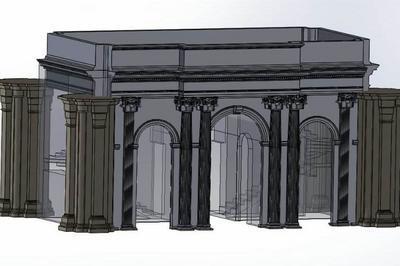Langres à la Renaissance : Autour de la Restitution 3D d'un jubé