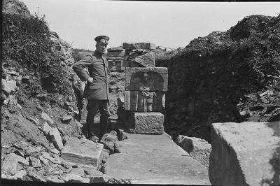 «archéologie Dans La Grande Guerre» Exposition à Senon