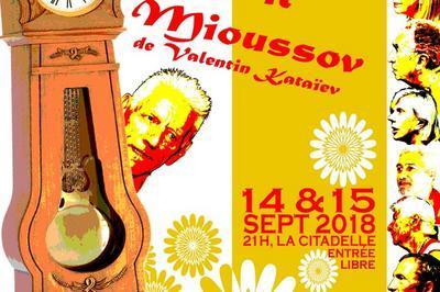 « Je Veux Voir Mioussov » De Valentin Kataïen à Villefranche sur Mer