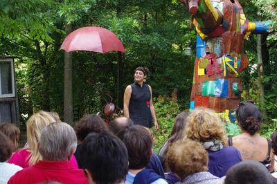 « L'histoire Décalée Du Dragon De L'absie », De Pascale Rambeau, Artiste Associée Au Nombril Du Monde à L'Absie