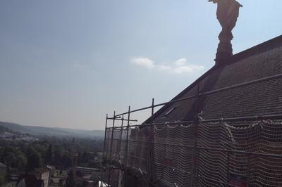 « La Chapelle Des Ursulines... En Révolution » à Montbard