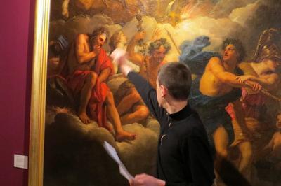 « La Classe, L'oeuvre. Du Collège à L'université, Tous Au Musée ! » à Reims