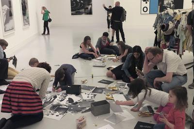 «la Place Du Musée» : Entretiens Et Ateliers Créatifs à Strasbourg