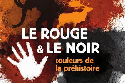 « Les Choix De Couleurs Dans Les Arts Préhistoriques D'europe Et D'afrique » à Lussac les Chateaux