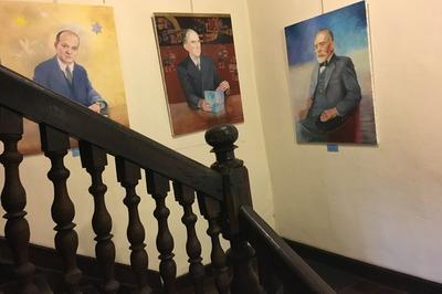 «rencontres Dans Un Escalier» à Oloron sainte Marie