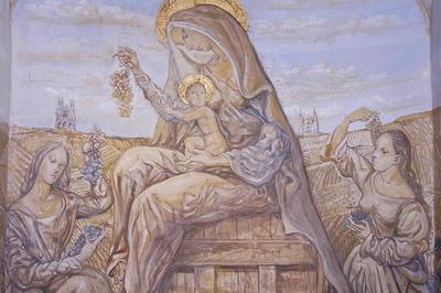 « Si Foujita M'était Conté », Visite Guidée à Reims