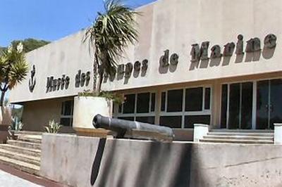 « Sur Les Pas Des Troupes De Marine » à Frejus