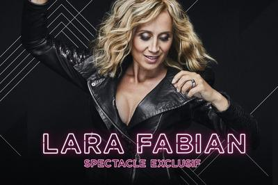 Lara Fabian à Le Cannet