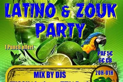 Latino & Zouk Party | Mix By Djs Jeison & Tey à Montpellier