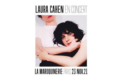 Laura Cahen à Paris 20ème