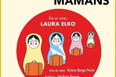 Laura Elko « Ah, vous dirais-je Mamans » à La Rochelle
