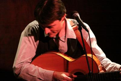 Laurent Berger chanson française et sortie de CD à Grenoble