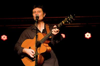 Laurent Berger chanson française : dernier CD «l'âme des maraudeurs» à Grenoble
