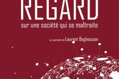 Laurent Boghossian Dans Regard Sur Une Société Qui Se Maltraite à Aix en Provence