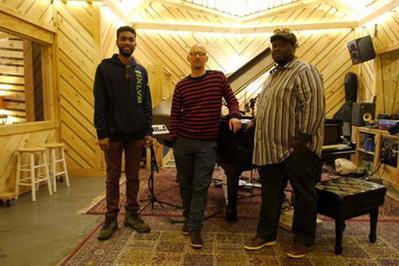 Laurent Coq Trio à Paris 1er