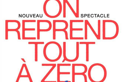 Laurent Sciamma - On reprend tout à zéro à Paris 4ème
