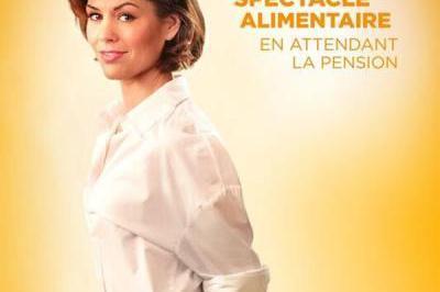 Laurie Peret - Spectacle Alimentaire en Attendant la pension à Bordeaux