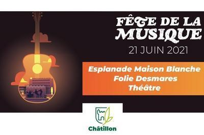Le 21 Juin, ?a Va Swinger Dans Les Rues De Châtillon ! à Chatillon