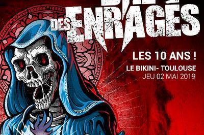 Le Bal Des Enragés, les 10 ans ! à Toulouse