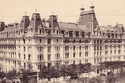 Le Bernascon, Ancien Palace 1900 à Aix les Bains