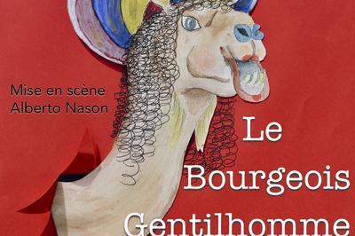 Le bourgeois gentihomme à Rochefort en Valdaine