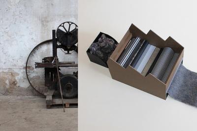 Le Bureau En Friche : Archéologie Plasticienne Post-industrielle. à Thizy