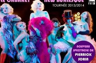Le Cabaret Burlesque à Paris 5ème