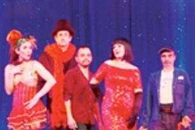 Le Cabaret Extraordinaire à Firminy