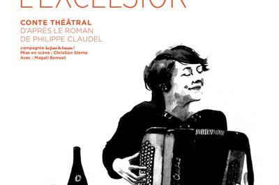 Le Café de l'Excelsior à Blois
