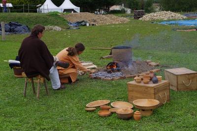 Le Camp Des Taifali à Saint Saturnin du Bois