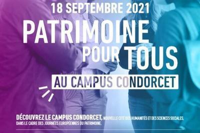 Le Campus Condorcet Ouvre Ses Portes à Aubervilliers